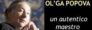 Ol'ga Popova: un autentico maestro