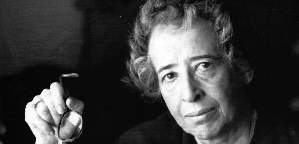 Hannah Arendt, un'indagatrice curiosa
