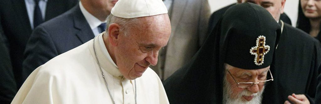 L'ecumenismo della misericordia