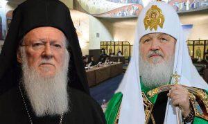 Due patriarcati in conflitto, e noi?