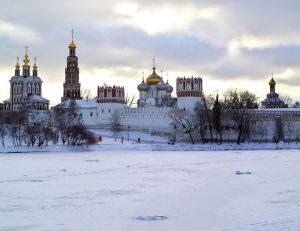 Russia in inverno