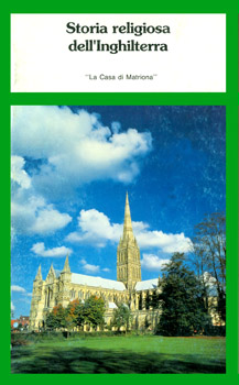 Storia religiosa dell'Inghilterra