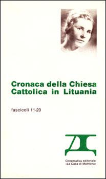 Cronaca Chiesa cattolica in Lituania 2
