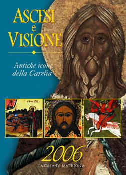 Ascesi e Visione. Antiche icone della Carelia Image