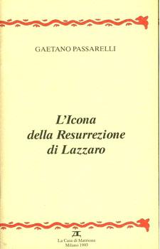 L'icona della resurrezione Lazzaro Image