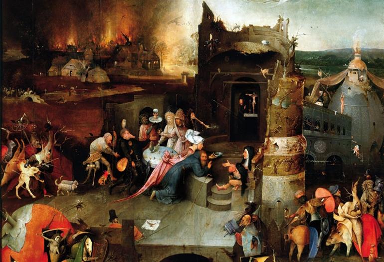 Bosch, l'Europa e i migranti