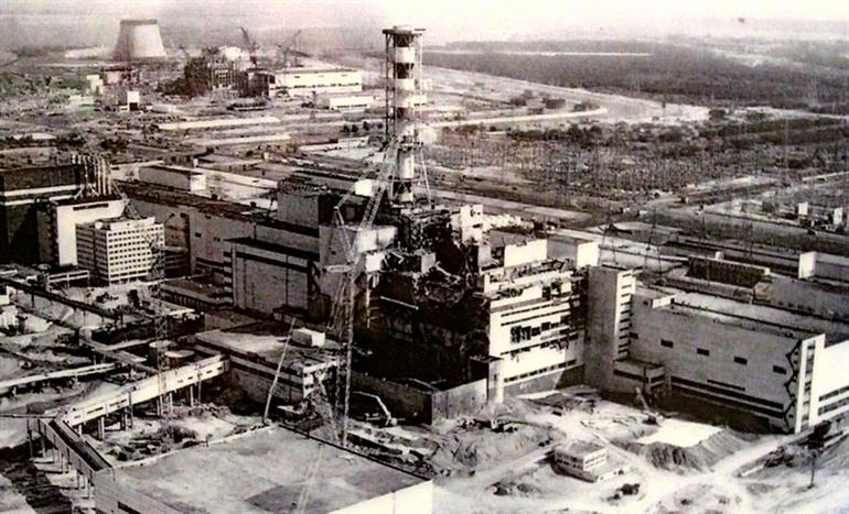 Černobyl': chi si ricorda?