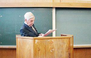 Un maestro in tempi bui: Valentin Chalizev