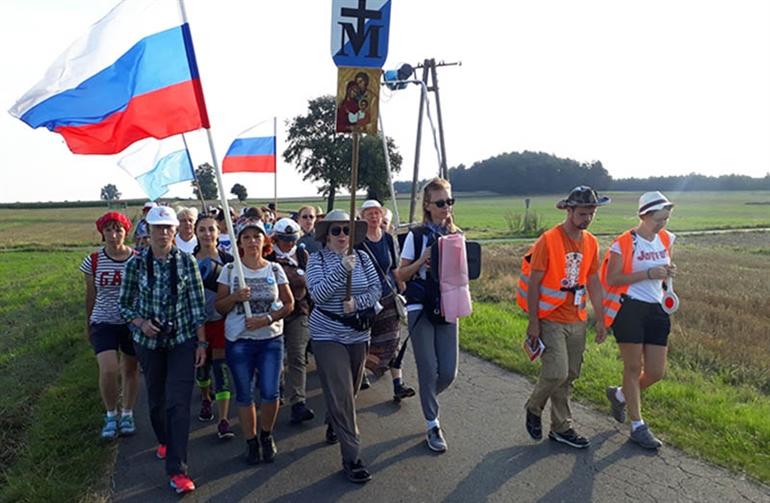 La Russia, i cattolici, i giovani