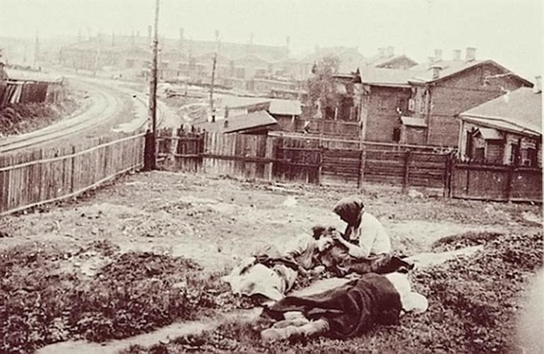 Dagli archivi segreti ucraini: il KGB e la grande carestia