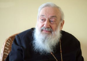 Un padre per tutta l'Ucraina