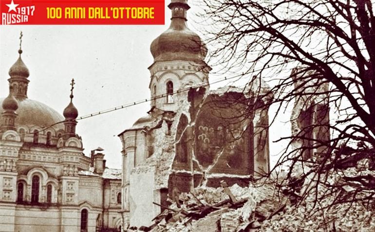 Cosa fu il terrore rosso. L'esempio di Kiev