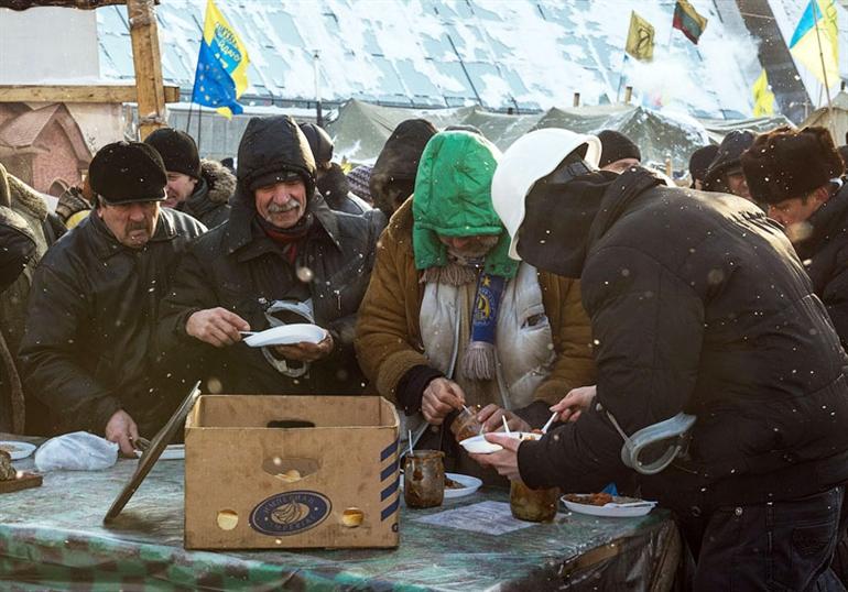 Viaggio in Ucraina – 2. Finché c'è solidarietà c'è vita