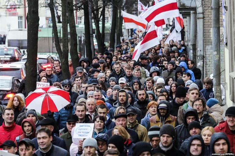 Cosa sta succedendo in Bielorussia?
