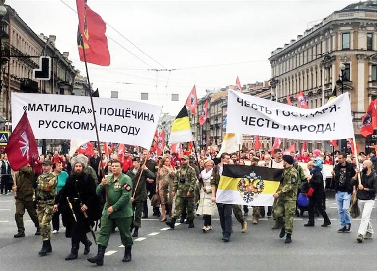 Russia, vecchi scenari e nuove proteste