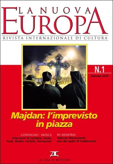Majdan, l'imprevisto in piazza - Atti Convegno Identità, alterità, universalità (2)