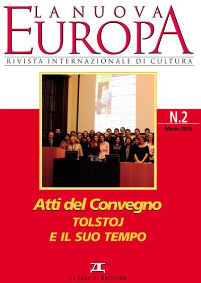 Atti del convegno: Tolstoj e il suo tempo