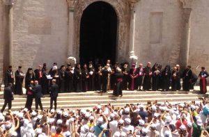 L'abbraccio dei patriarchi