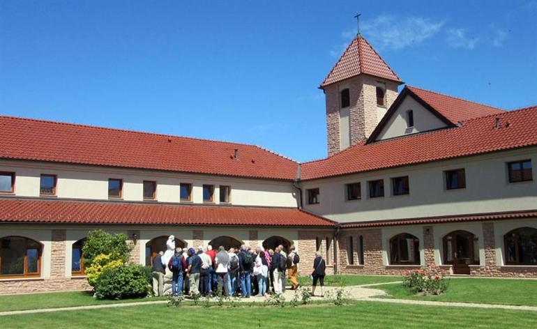 Poličany: un'oasi di preghiera nella società secolarizzata