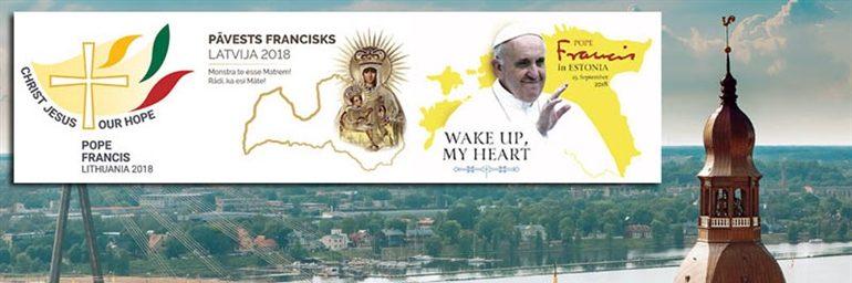 I paesi baltici attendono papa Francesco