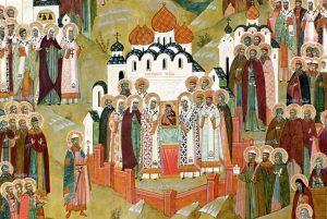 La tragedia della santità antico russa