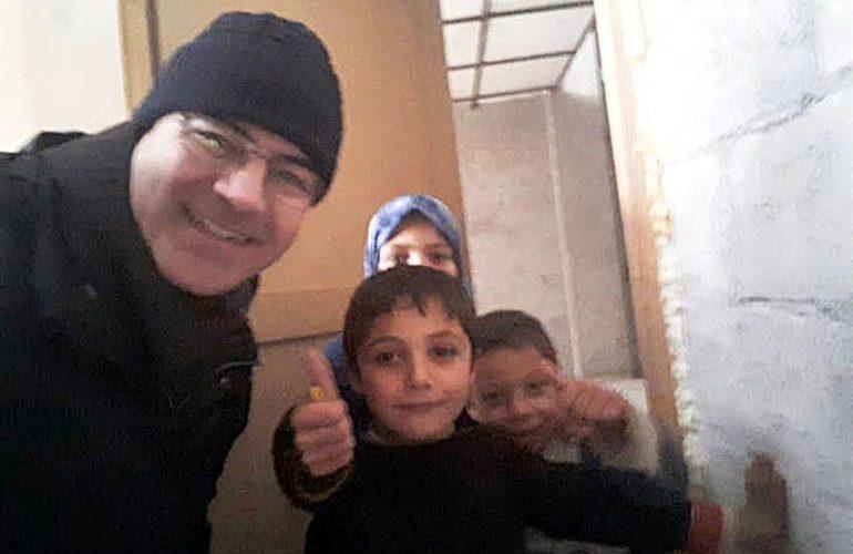 Siria, ciò che resta è la carità