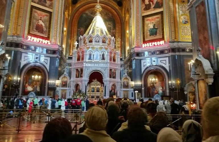 San Nicola, tra Mosca e Kiev