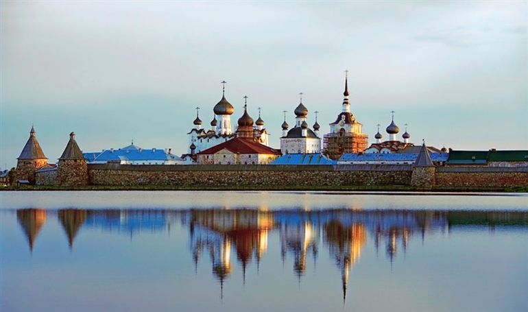 Pellegrinaggio alle Isole Solovki
