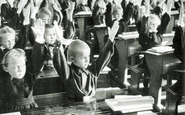 Stalin a scuola oggi