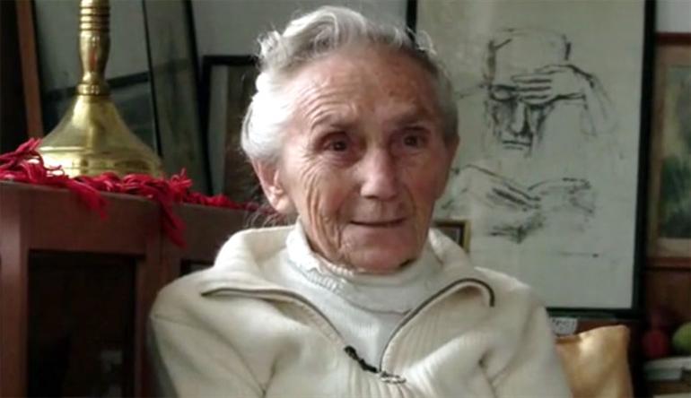 Stella, l'ebrea salvata dai polacchi