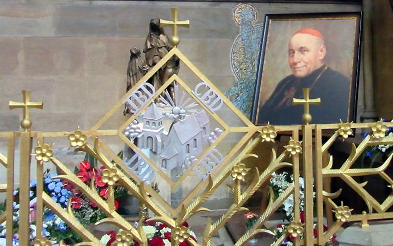Praga, il ritorno del cardinale
