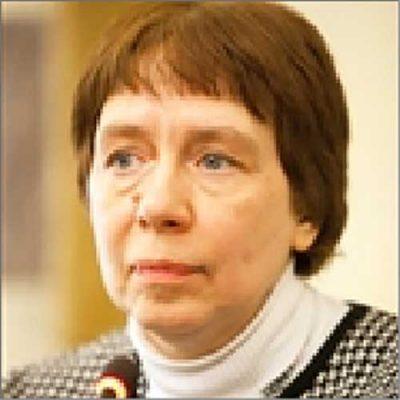 Irina Jazykova