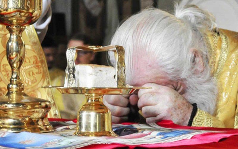 Non si può usare l'Eucaristia come arma