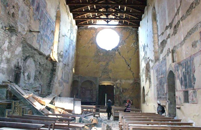 Noi ortodossi d'Italia e il terremoto