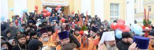 Pasqua a Ekaterinburg: il volto della provincia russa