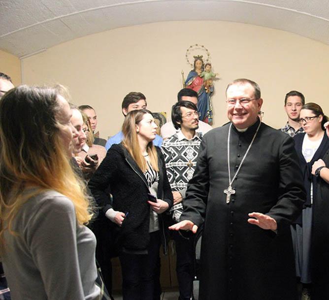 «Lo Spirito Santo è più forte dei vescovi»