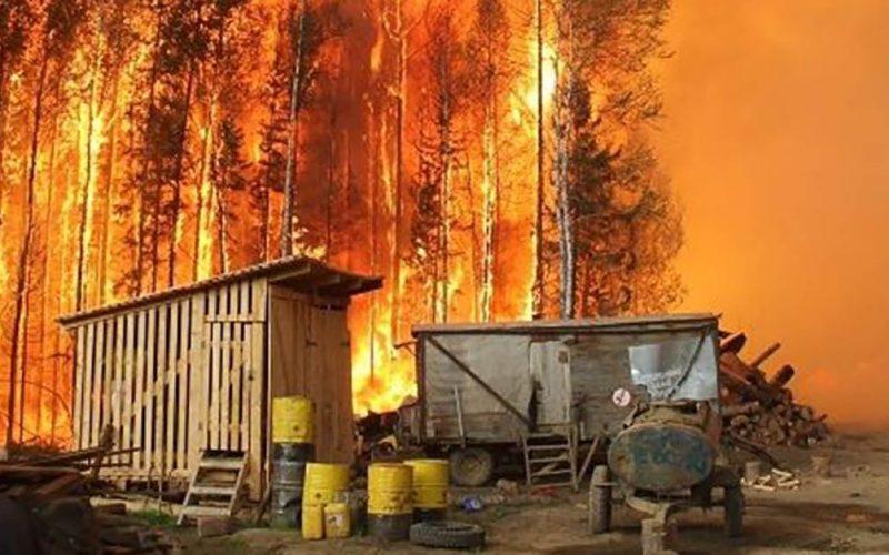 A proposito di incendi