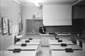 Riflessioni di un professore infelice
