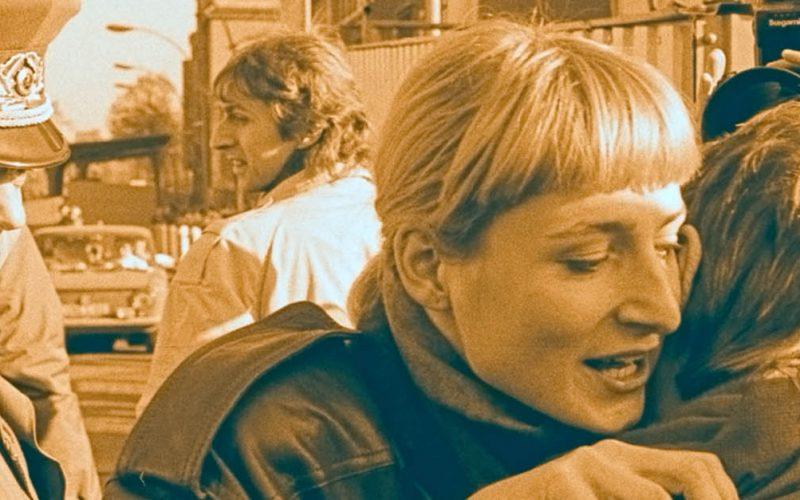 Dall'altra parte del Muro di Berlino: la dignità umana?