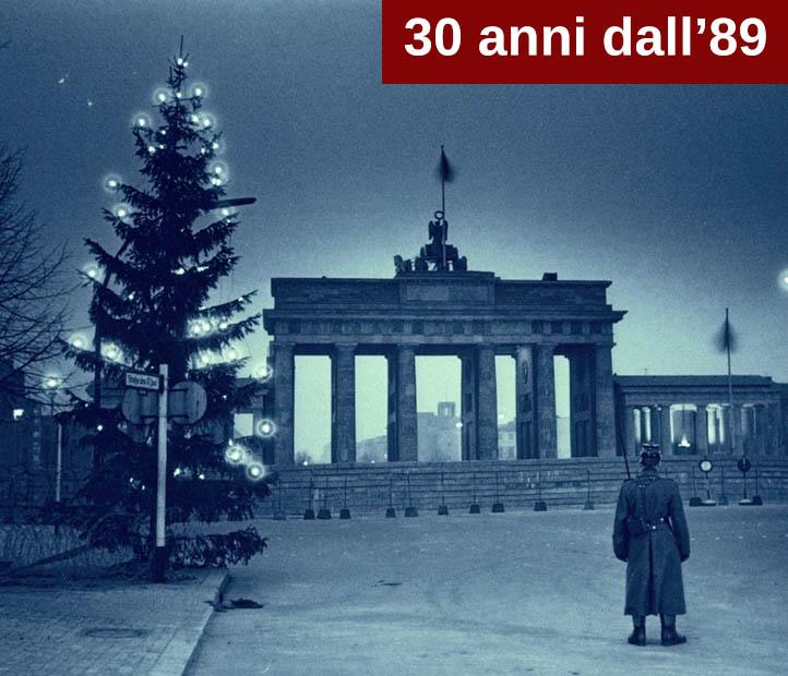 Il Muro di Berlino: una follia che diventa strada