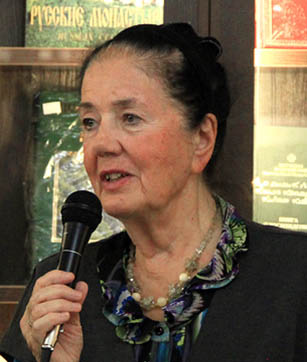 Marina Drozdova