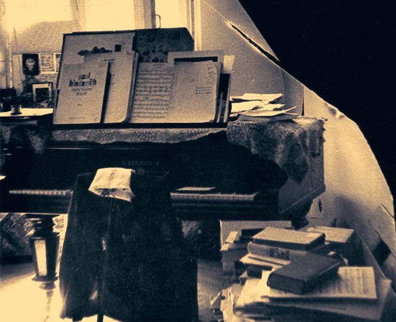 pianoforte di Marija Judina