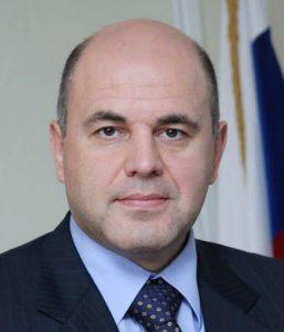 Il nuovo premier Michail Mišustin