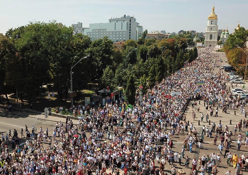 Dopo l'autocefalia ucraina e le rotture: la storia continua