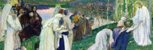 I nuovi martiri e la convenienza della Croce