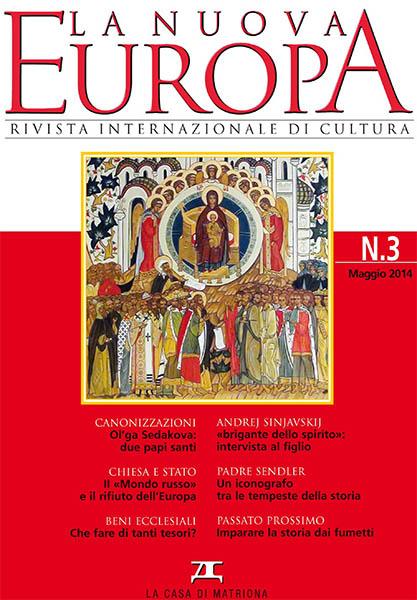 La Nuova Europa 3/2014 (375)