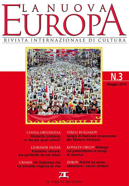 La Nuova Europa 3/2015 (381)