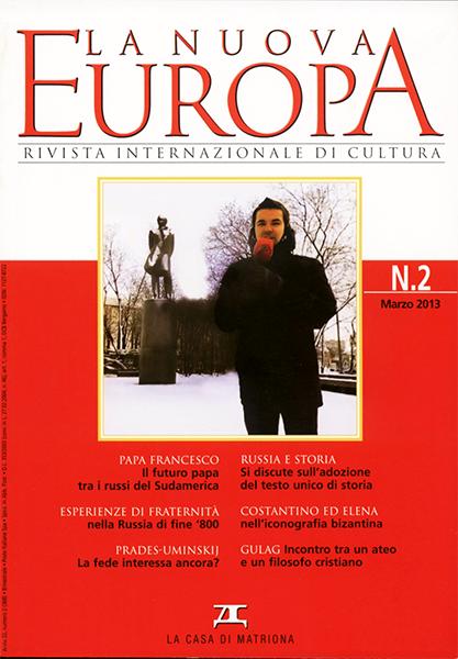 La Nuova Europa 2/2013 (368)