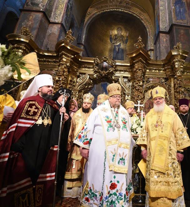 Successi e insuccessi dell'autocefalia ucraina