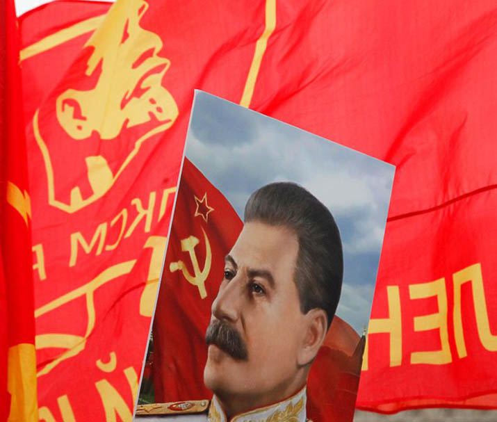 Stalin, la progenie dell'inferno
